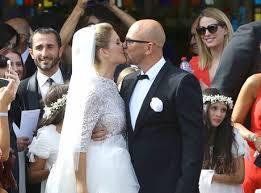Pascal Obispo a épousé Julie Hantson sous le soleil