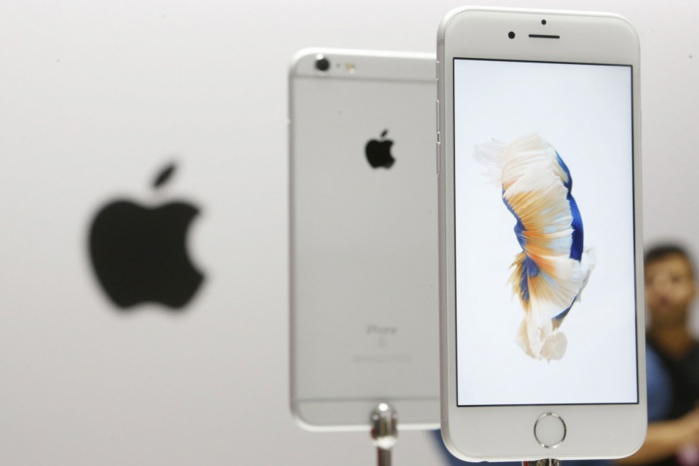 CHINE : DU SPERME CONTRE UN IPHONE 6S