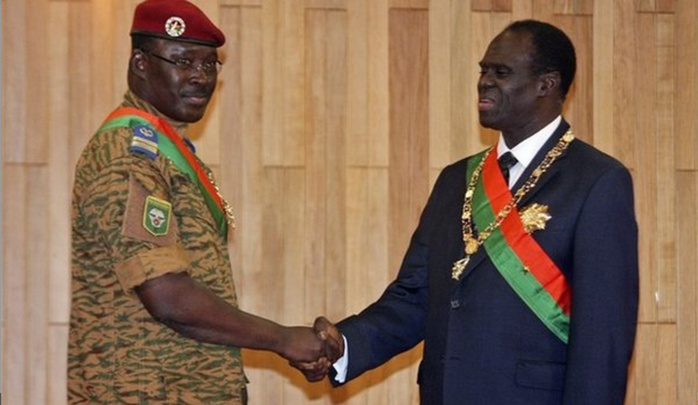 BURKINA FASO :  « Il est inimaginable qu'on puisse conserver le RSP en l'état! » (Isaac Zida)