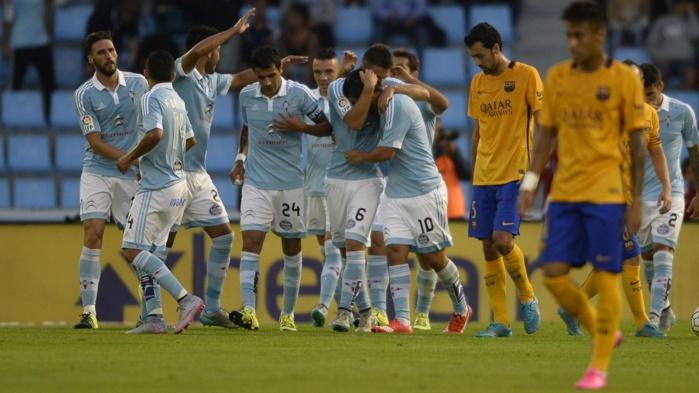 Liga (5e journée) - Le Barça n'est plus invaincu, sa défense a de nouveau explosé