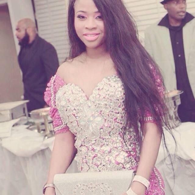 Sophia Souaré : La troisième femme de Mounzir Niass toute resplendissante !