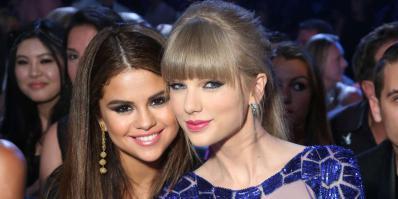 """Selena Gomez : """"J'ai toujours désiré faire un duo avec Taylor Swift !"""""""