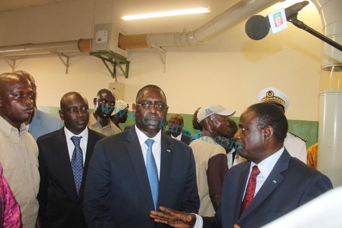 Ibrahima Macodou FALL, DG NSTS : « Le président Macky Sall a gagné son pari de la relance des activités de la Nsts… »