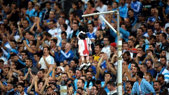 Un fan de l'OM en garde à vue après des menaces de mort sur Valbuena