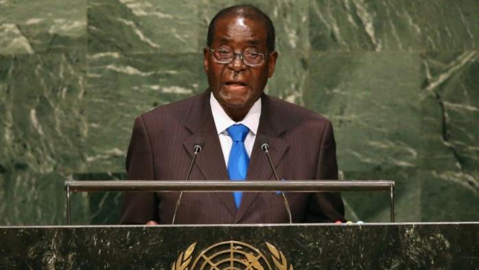 "Robert Mugabe à l'ONU : Au Zimbabwe, ""nous ne sommes pas gays!"""