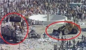Bousculade de la Mecque : De l'intox au sujet du ramassage des cadavres par des bulldozers à Mina…