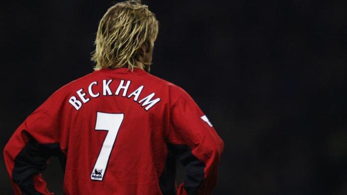 Les 5 joueurs préférés de Beckham avec Messi et Verratti