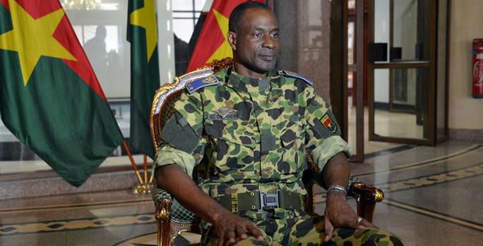 Burkina : Le général Gilbert Diendéré, retranché dans « une enclave diplomatique »