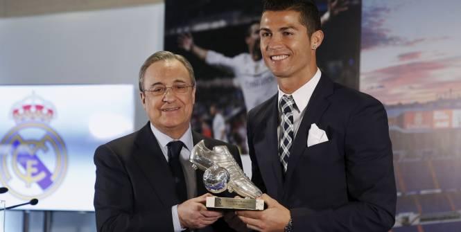 Cristiano Ronaldo ne «pouvait imaginer» devenir le meilleur buteur du Real Madrid