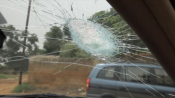 Une pierre fracasse son pare-brise sur l'autoroute à péage : Mouhamadou Lamine Massaly compte porter plainte contre la SENAC