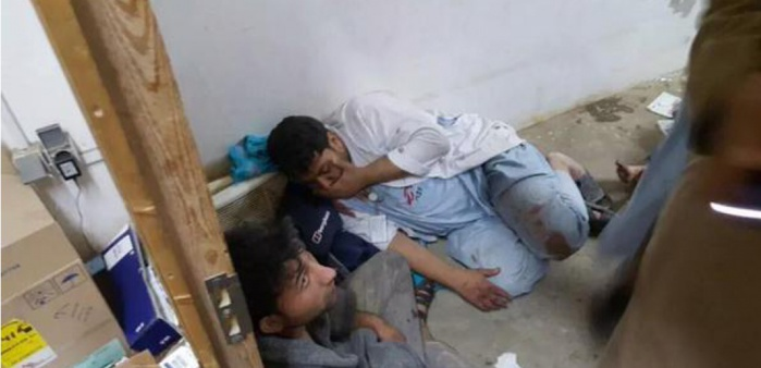 Ce que l'on sait du bombardement d'un hôpital de MSF