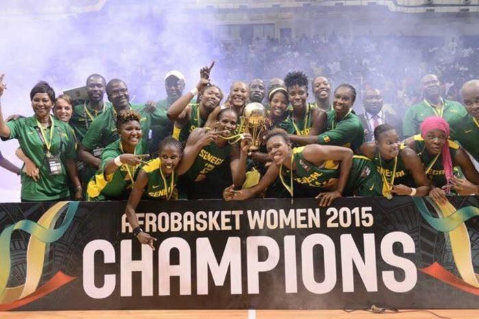 Le Sénégal remporte la finale de l'Afrobasket féminin