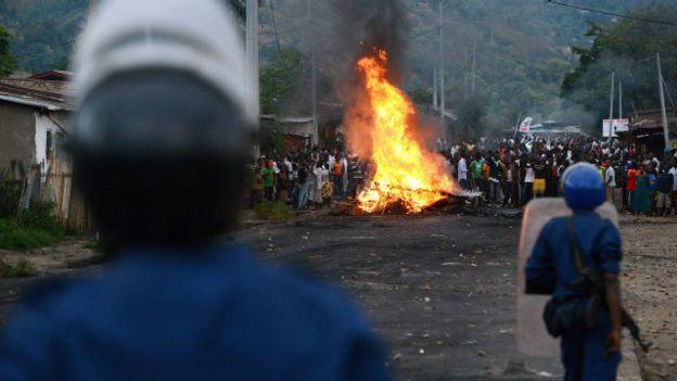 Burundi : 8 morts dans des violences