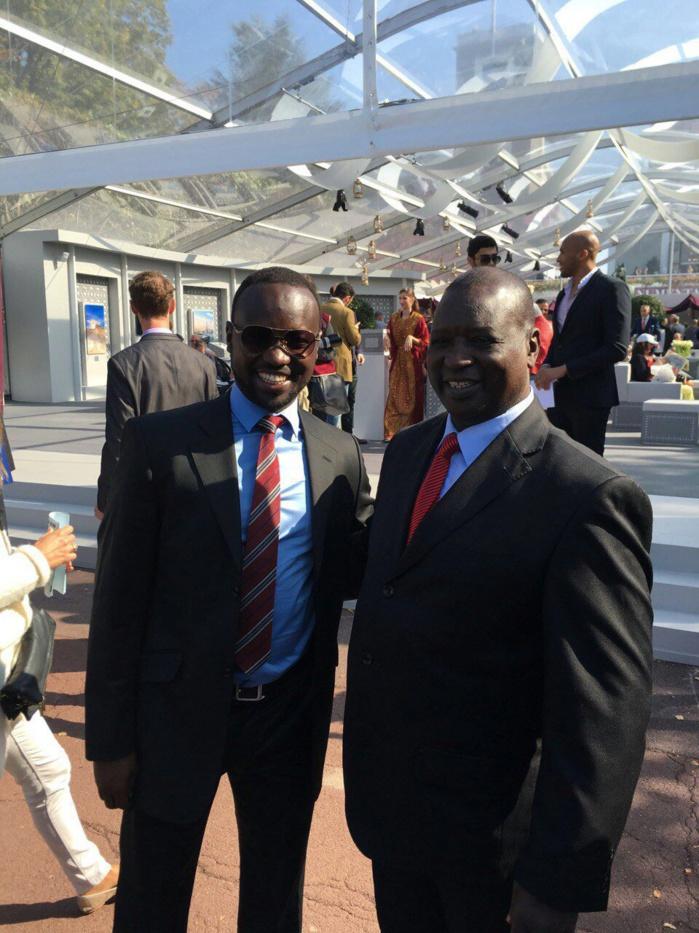 Sur invitation de France Galop, le Sénégal fortement représenté au Qatar Prix de l'Arc de triomphe de Paris