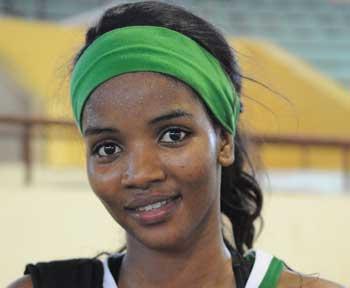 Oumou Khairy Thiam : Cette championne sénégalaise du Basket qui nous vient de Saint-Louis…!
