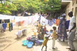 Rentrée des classes ce lundi : L'école Hlm Grand-Yoff 2 toujours occupée par des sinistrés