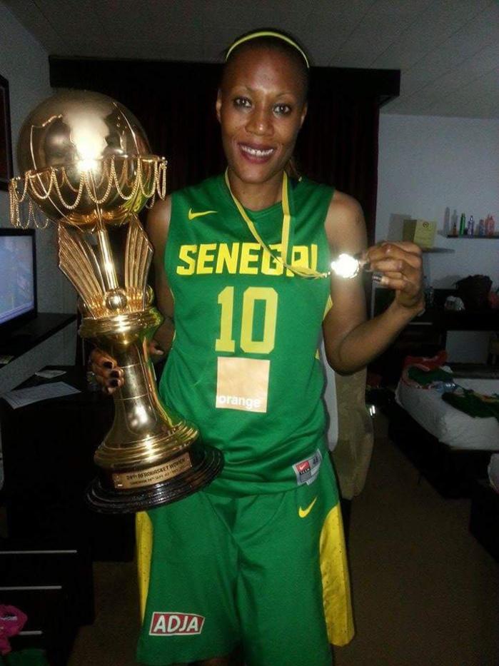 Afrobasket 2015/Astou Traoré : « J'étais incertaine d'y participer jusqu'à la dernière minute…, mon seul regret est… »