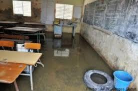 INONDATION DES ETABLISSEMENTS SCOLAIRES : 146 écoles touchées par les eaux au Sénégal