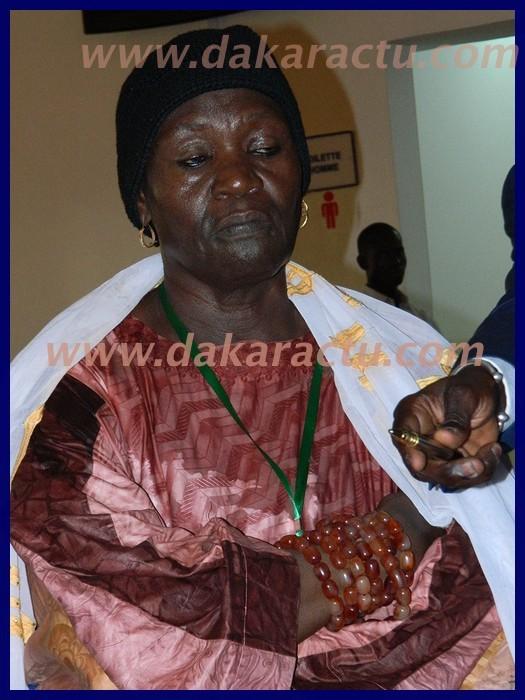 Hommage à Aïda Ndiaye Bada Lo