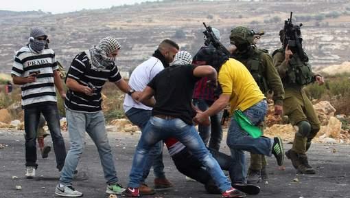 Israël-Palestine : Des tireurs infiltrés parmi les jeteurs de pierres à Ramallah