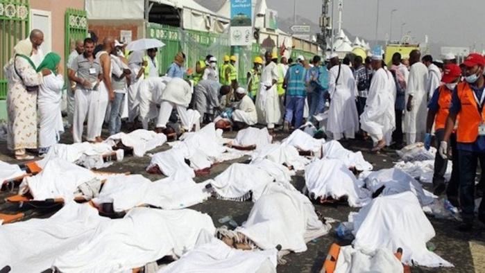 Décompte des morts à Mouna : Pourquoi c'est lent…
