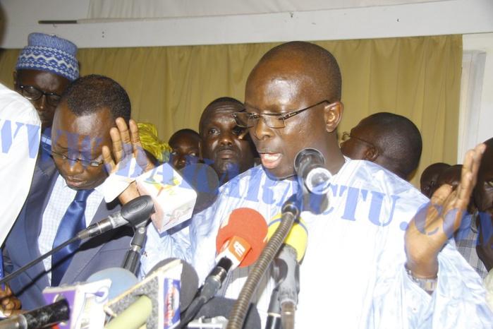Groupe parlementaire des Libéraux et Démocrates : Le comité Directeur demande à Wade la tête de Fada
