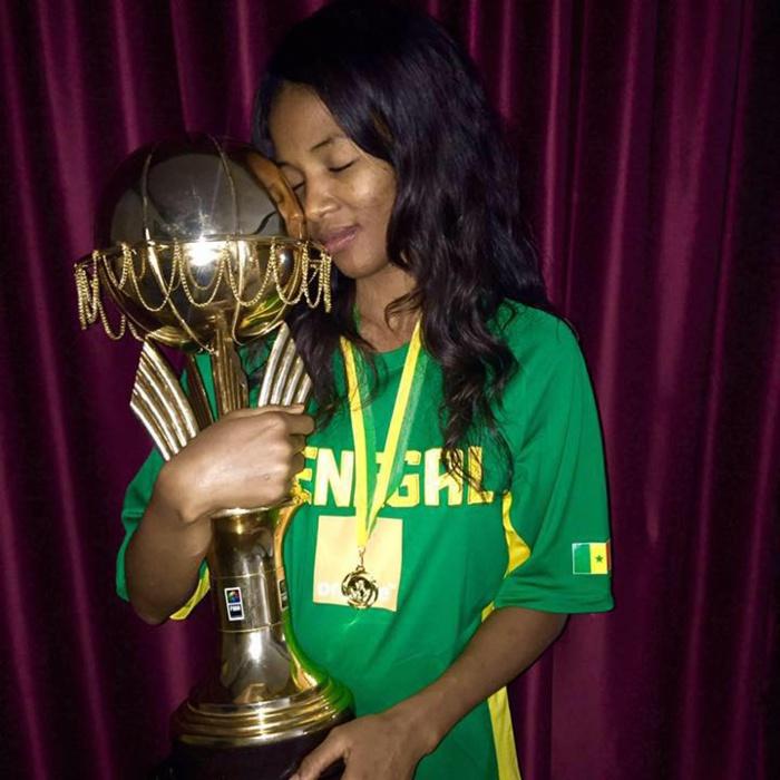 Le trophée de l'Afrobasket 2015 : Ce bijou précieux si câliné…