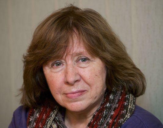 Le prix Nobel de littérature attribué à la Biélorusse Svetlana Alexievitch