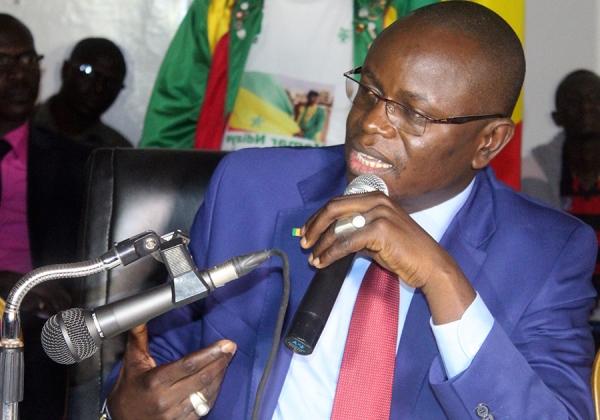 Le Palais des Sports sera construit sur la réserve foncière du Stade Léopold Sédar Senghor (Ministre)