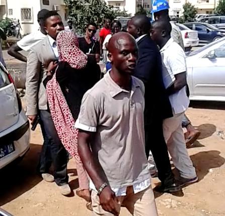 Barthélemy Dias sur l'arme sortie par Bougane Guèye : « Je sais que je n'ai pas droit à l'erreur, alors je n'applique que la loi! »