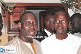 Rester derrière Macky Sall, c'est « manquer de respect au PS », selon Serigne M'baye Thiam