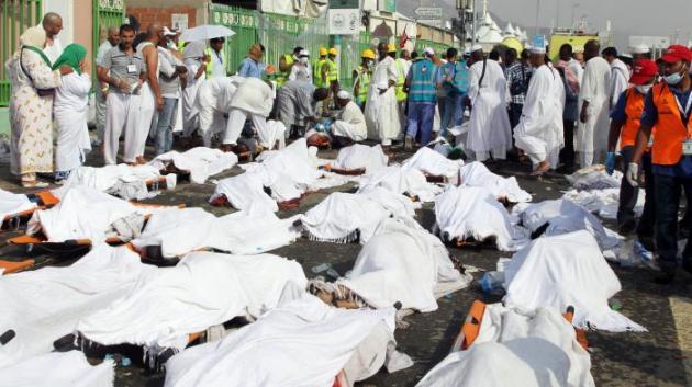 Mouvement de foule meurtrier à La Mecque : Le bilan atteint 1 587 victimes