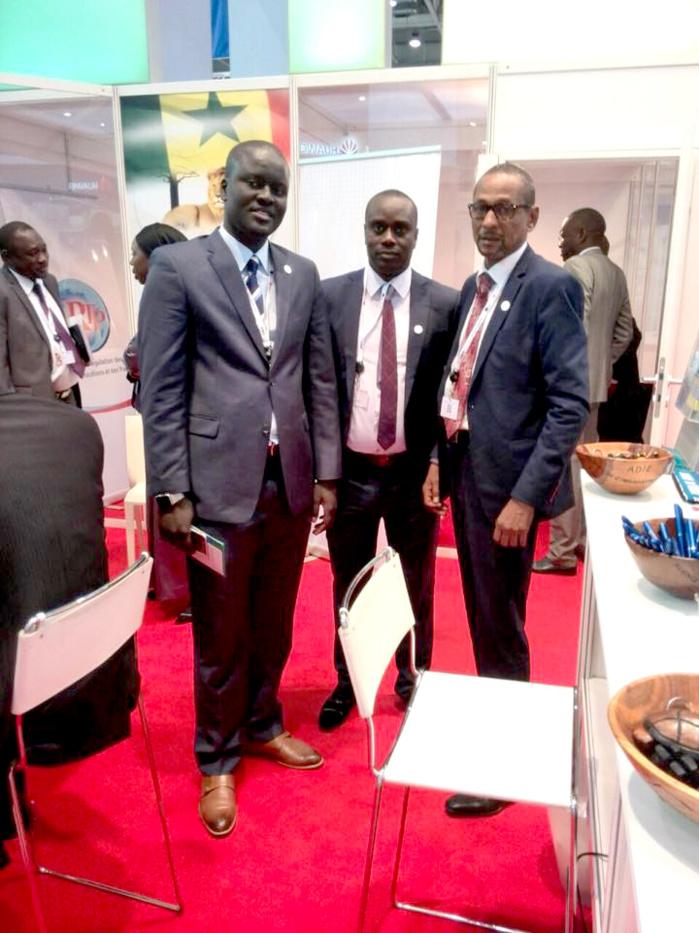 ITU World Télécom 2015 : Le Sénégal considéré comme l'un des pôles majeurs en Afrique de l'Ouest dans le domaine des TIC
