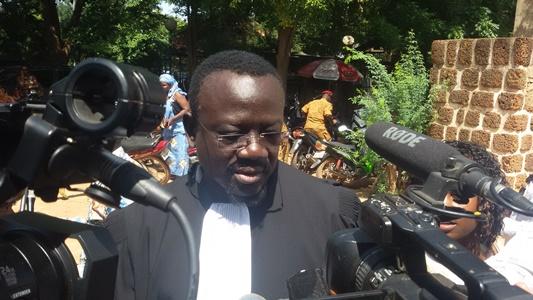 Affaire Thomas Sankara : « Il a été conclu que les assassinats sont d'origine criminelle », dixit Me Sankara