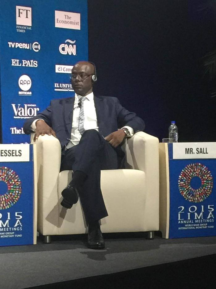AG Fonds Monétaire et de la Banque mondiale : Les énergies renouvelables pour atteindre les objectifs du Plan Sénégal Émergent