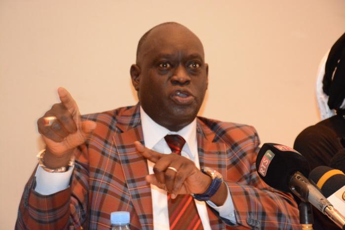 Me El hadj Diouf sur le groupe des libéraux : « On a manipulé tout le monde, Fada devrait être poursuivi pour faux! »