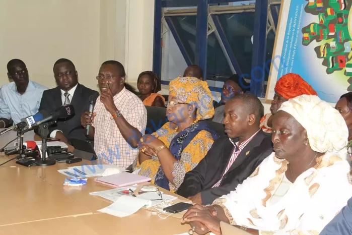 """Me Amadou Sall : """" le PDS n'aura qu'un seul groupe parlementaire et il sera dirigé par Aïda M'bodj"""""""