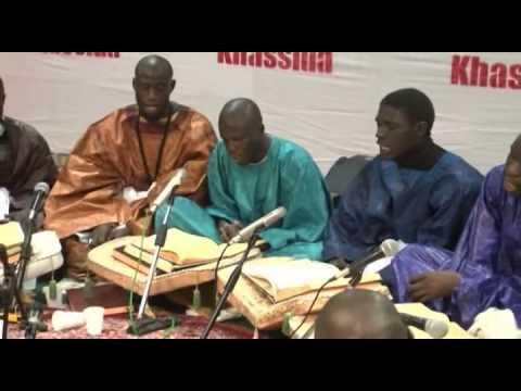 ITALIE- BESSOU KHASSIDA YI : Les mourides pour un Islam de paix