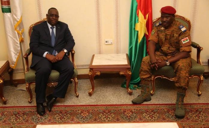 Après la médiation controversée de Macky à Ouaga, Zida débarque à dakar : Il vient arrondir les angles
