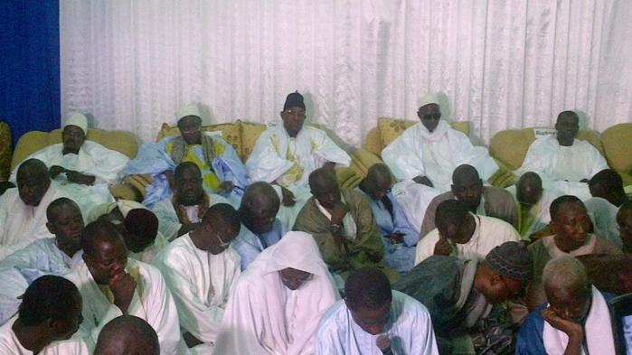 MAGAL DE SERIGNE ABDOU KHADRE : La famille religieuse du Sénégal donne la preuve de l'union des cœurs