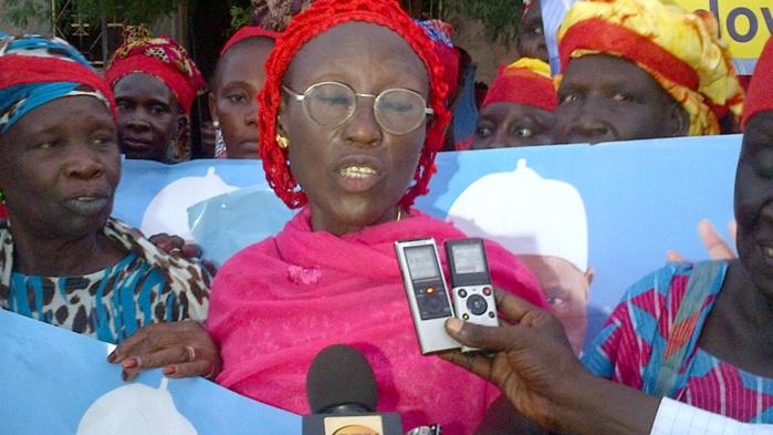 Fada tancé par la Sg de la fédération communale du Pds de Mbacké