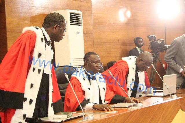 Procès de Hissène Habré : Clash entre Me Abdou Gningue et le président de la Chambre