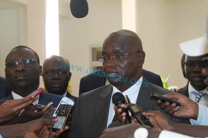 """Abdou Latif Coulibaly, secrétaire général du gouvernement : """" La communication n'est pas organisée à la hauteur des espérances """""""
