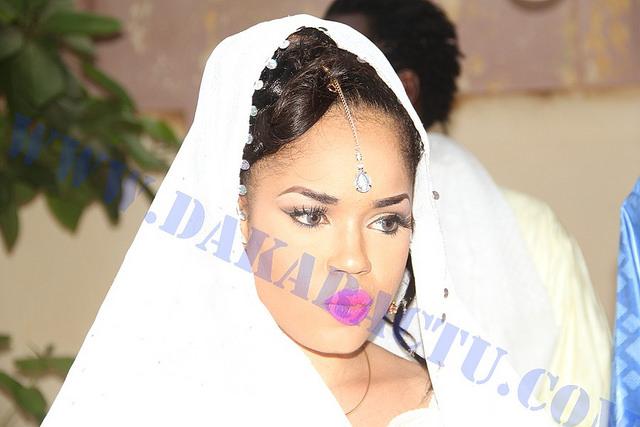Les images du Mariage de Mara Ndiaye, le boss de LCS avec son animatrice Rama Aïdara