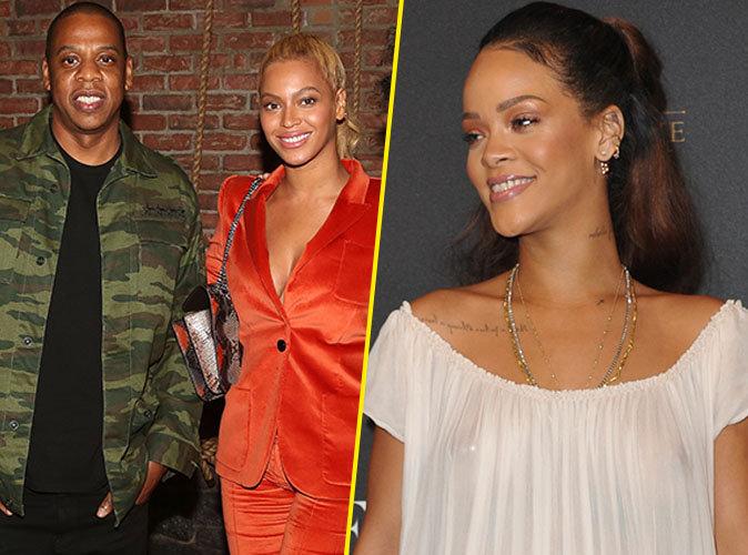 Jay-Z et Rihanna, amants lorsqu'elle avait 17 ans ? Les révélations choc !