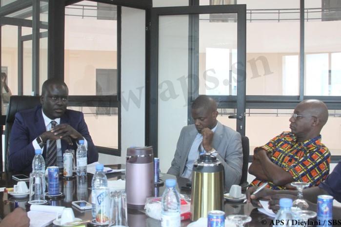 Le Directeur de l'ADIE pour « le désenclavement numérique du Sénégal »