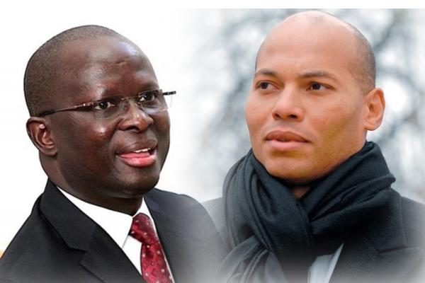 PDS : Karim Wade se dit déçu par Modou Diagne Fada