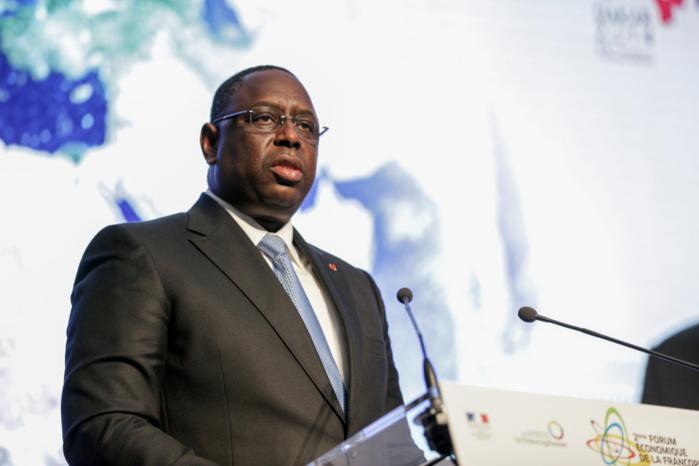 Espace Francophone : Macky Sall invite à travailler à l'amélioration continue de l'environnement des affaires