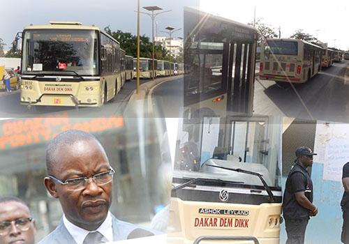Politiciens encagoulés ou revendicateurs objectifs dans la dette de 277 millions : Des travailleurs de Dakar Dem Dikk contre le syndicalisme de chantage