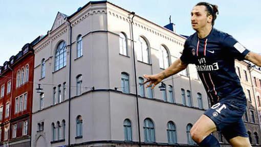Ibrahimovic s'offre une ancienne église pour près de 12 millions d'euros